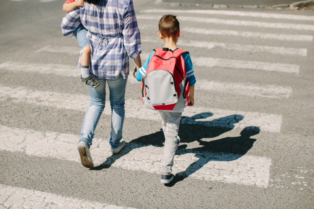 Going to school: It's better together