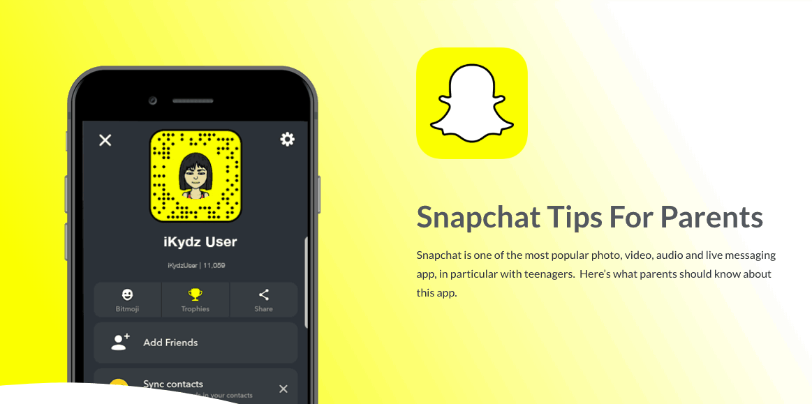 SNAPCHAT: WHAT PARENTS NEED TO KNOW